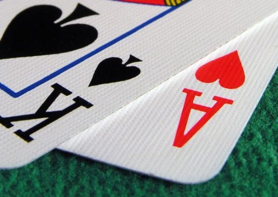 La jugada perfecta del backjack
