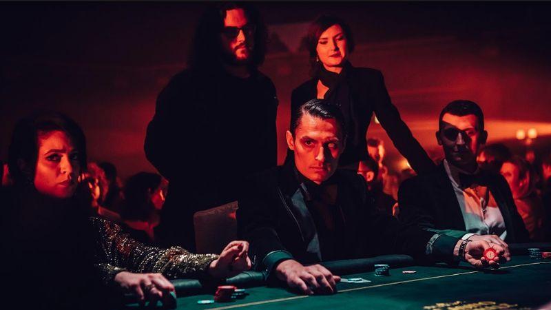 casinos con gente disfrutando